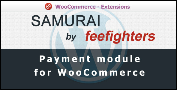FeeFighters Samurai Payment Gateway - CodeCanyon Item for Sale