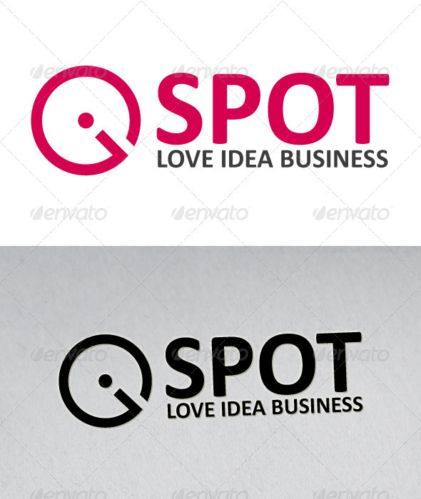G Spot Logo - Letters Logo Templates