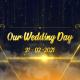 Golden Elegant Wedding Slide - VideoHive Item for Sale