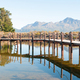 Dam with jetty near Somerset West - PhotoDune Item for Sale