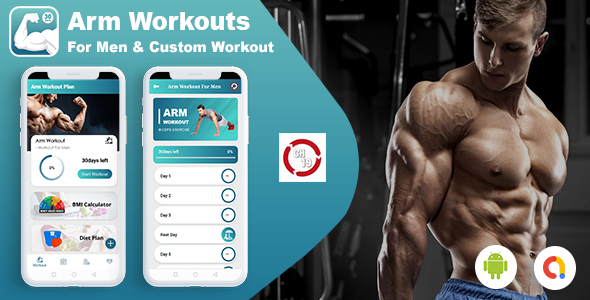 Android Arm Workouts For Men & Custom Workout }}