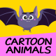 Cartoon Animals - VideoHive Item for Sale