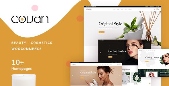 Covan – Cosmetics WooCommerce WordPress Theme