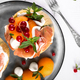 Melon ham mozzarella cheese - PhotoDune Item for Sale