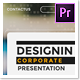 Designin Corporate Presentation – Premiere Pro - VideoHive Item for Sale