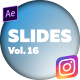 Instagram Stories Slides Vol. 16 - VideoHive Item for Sale