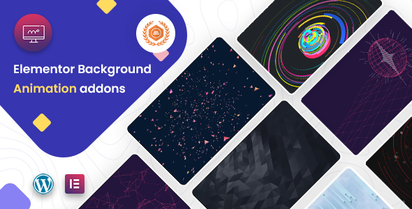 Marvy - Background Animations for Elementor