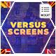 Versus Screens - MOGRT - VideoHive Item for Sale