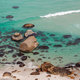 Rocks and Sea at Clifton Beach - PhotoDune Item for Sale