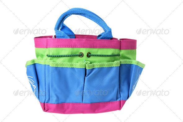 Shopping Bag on White Background - Stock Photo - Images