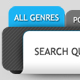 Web Search Elements 1.0 by VO - GraphicRiver Item for Sale