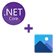 .NET Core Image Upload By Drag and Drop