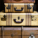 Vintage suitcases and trunk stacked together - PhotoDune Item for Sale