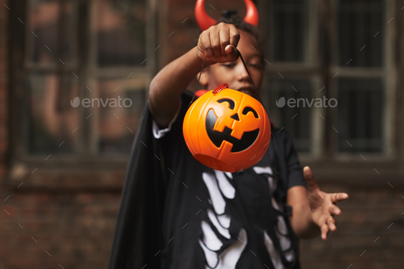 Trick Or Treat - Stock Photo - Images