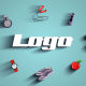 Gym Fitness Logo - VideoHive Item for Sale