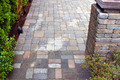 Backyard Landscaping with Pavers - PhotoDune Item for Sale