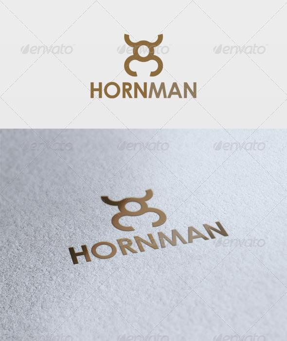 Hornman Logo - Symbols Logo Templates