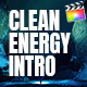 Clean & Energy Intro - VideoHive Item for Sale