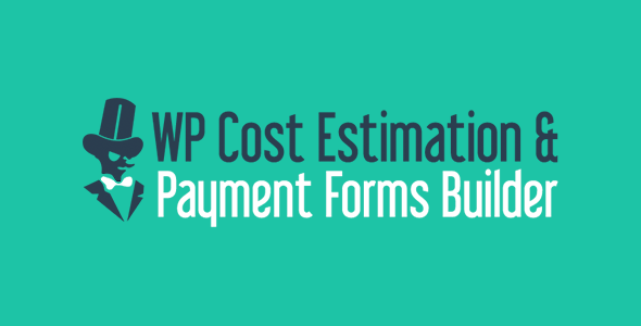 WP Cost Estimation & Payment Forms Builder Nulled