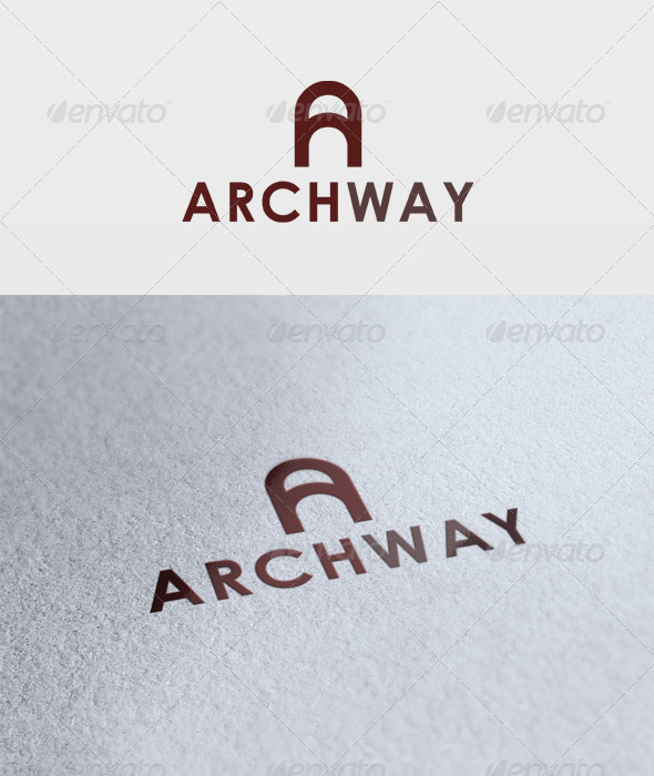 Archway Logo - Letters Logo Templates