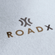 Road X Logo - GraphicRiver Item for Sale