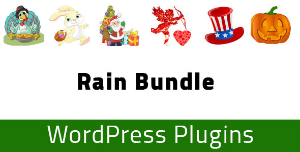 Rain Bundle - WordPress Plugins