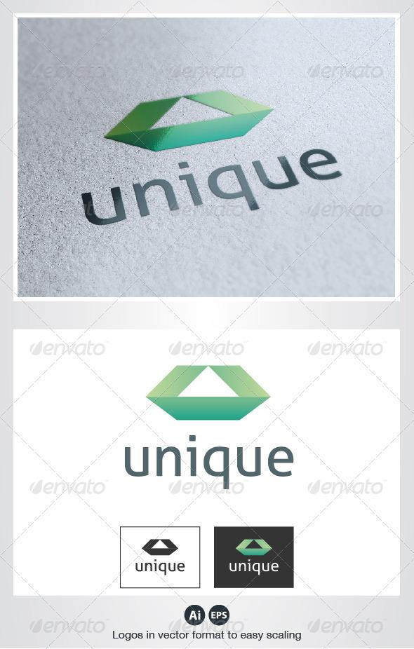 Unique U Letter Logo - Letters Logo Templates