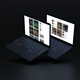 Black Laptop Mockup - VideoHive Item for Sale