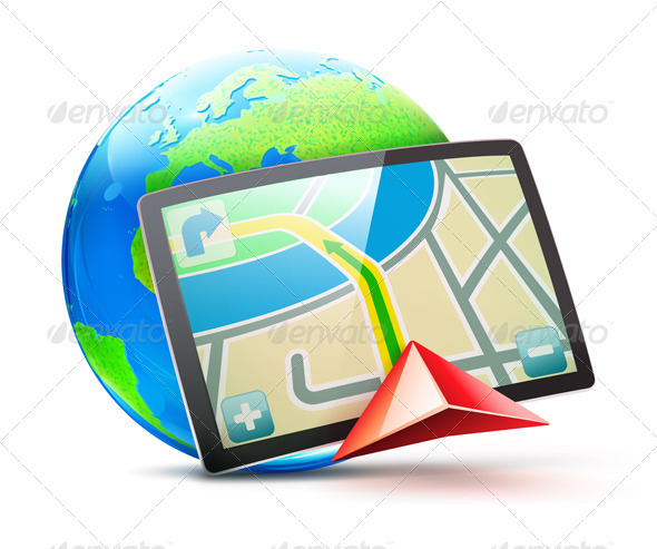 Global Positioning System - Technology Conceptual