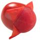 Half peeled tomato, plum type isolated on  white - PhotoDune Item for Sale