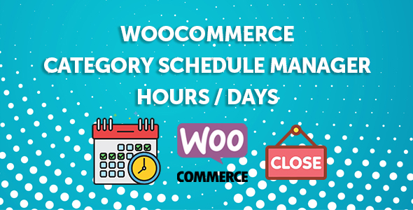 WooCommerce Category Hour Limit Schedule