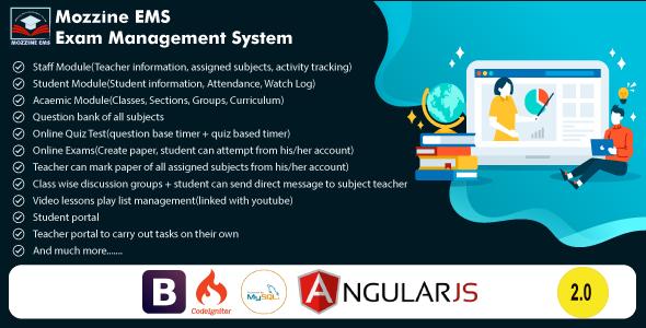 Online Exam Management System