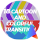 Colorful Transition Pack - VideoHive Item for Sale