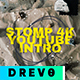 Stomp 4K Youtube Intro/ Typography/ Grunge/ Hand Made Opener/ Kitchen/ Fast/ Dynamic/ Clap/ Modern - VideoHive Item for Sale