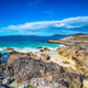 Rocky coves at Seilebost on the Isle of Harris - PhotoDune Item for Sale