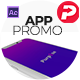 Fast App Promo - Light Theme - VideoHive Item for Sale