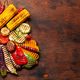 Various grilled vegetables - PhotoDune Item for Sale