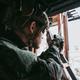 Soldier in combat. Urban combat training, soldier entering abandoned building. Anti terrorist - PhotoDune Item for Sale