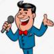 Announcer Saying Nice Job