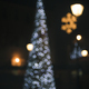Christmas tree bokeh light - PhotoDune Item for Sale