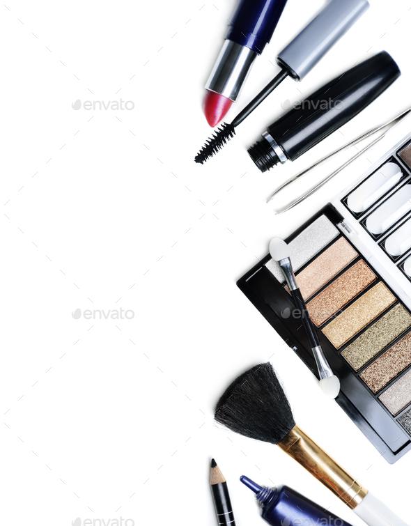 Makeup set - Stock Photo - Images