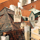 Roofs downtown Prague Czech Republic Europe - PhotoDune Item for Sale