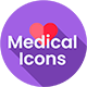 Medical Icons Pack - VideoHive Item for Sale