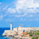 Havana, Cuba light house of La Cabana Fort - PhotoDune Item for Sale