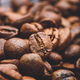 Fresh roasted coffee beans - PhotoDune Item for Sale