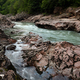 Mountain river in granite canyon - PhotoDune Item for Sale