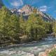 Scenic Italian Alps Summer Landscape - PhotoDune Item for Sale