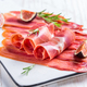 Delicious Serrano ham with fresh figs and rosemary - PhotoDune Item for Sale