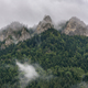 Three Crowns peak in Pieniny mountains in Poland - PhotoDune Item for Sale