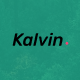kalvin - Simple and Minimal Ghost Theme